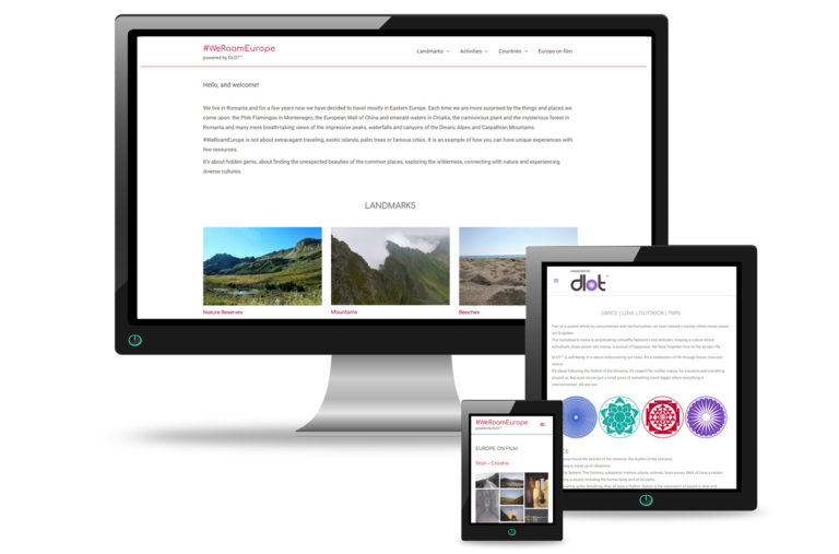 Cora Lupas - web design and development